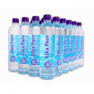 Alka-Pure Alkaline Water Brand