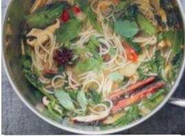 Asain Noodle Soup